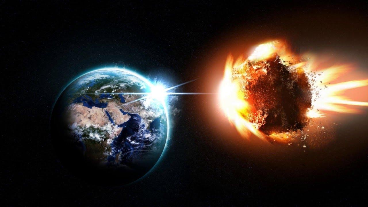 Куда упадет метеорит в октябре 2018