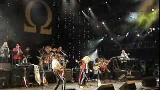 Omega - Tízezer Lépés Live 2001
