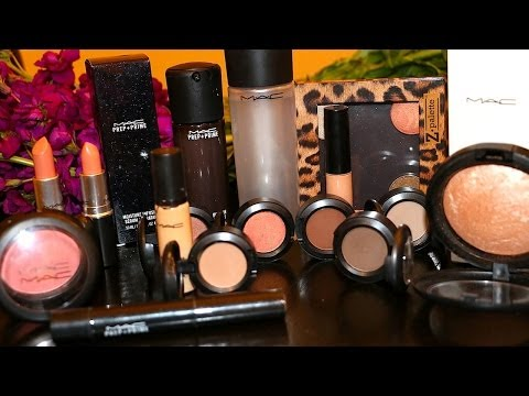 GIANT MAC COSMETICS | Makeup Haul