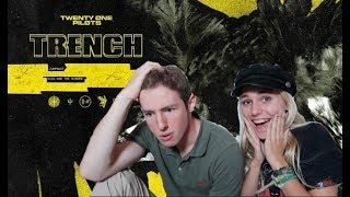 REACTING TO THE NEW TWENTY ONE PILOTS ALBUM