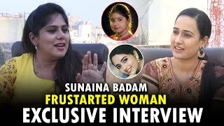 Sunaina Badam about Soundarya | Frustrated Woman Sunaina Interview | Friday poster
