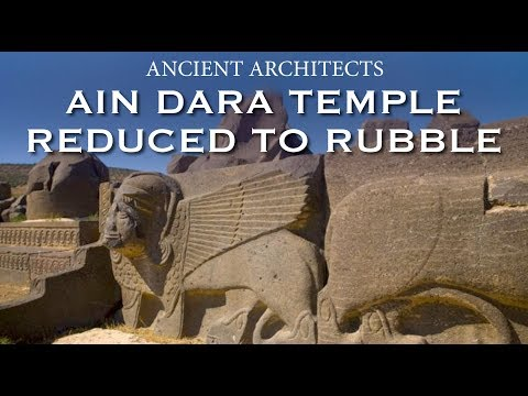 The Destruction of Ain Dara Temple | Ancient Architects