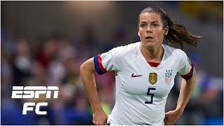 USWNT are looking to make a statement in every game - Kelley O'Hara | Women's World Cup