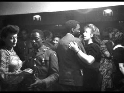 African American Soldiers In Ww2 Britain Youtube