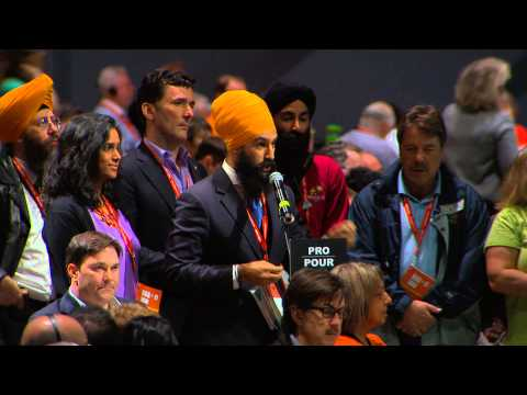 NDP Resolution on Recognizing Jaswant Singh Khalra as a Human Rights Defender