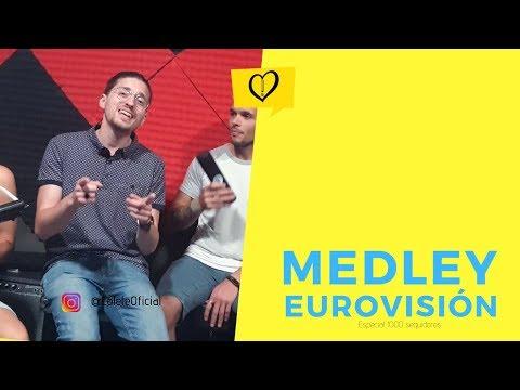 Medley de España en Eurovisión [2000-2019] | Especial 1K Seguidores Eurovisión Historia