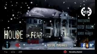 Прохождение игры дом страха роботы