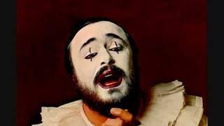Luciano Pavarotti I Pagliacci R Leoncavallo