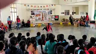 student's story | bollywood style | skit | children's day | teachers | GLH Public school