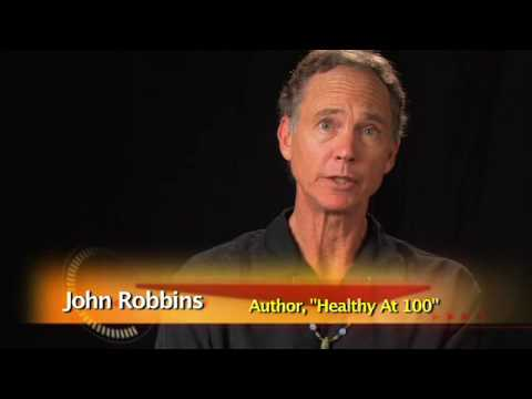 John Robbins: Is it wrong to eat animals?