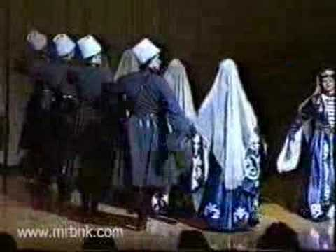 Adyghe Folk Dance By Cba Youths 2000 Part 2