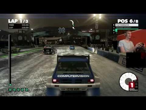 Dirt 3 - Обзор, Анонс, Демо С рулем и педалями