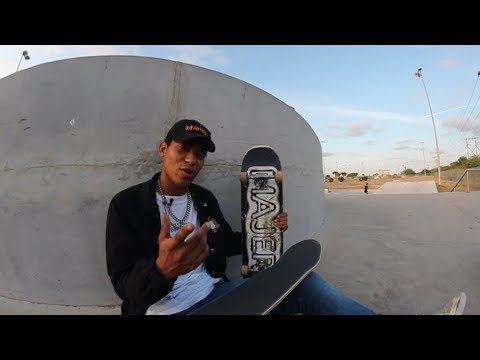 SKATEBOARD SET UP - Matthew Hobson