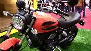 2018 Ducati Scrambler Sixty2 Toronto Complete Accs Series Lookaround Le Moto Around The World