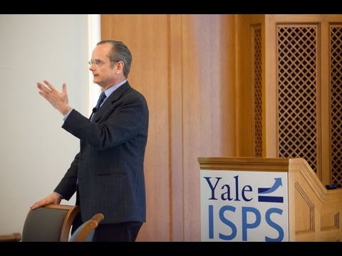 Keynote Address by Larry Lessig, Harvard Law School, for the ISPS Conference on Money in Politics Music Videos