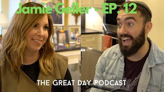 Jamie Geller: What It Takes To Reach Your Goals - (The Great Day Podcast: Episode 12)