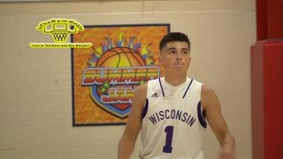 WVU Commit Jordan McCabe OFFICIAL InTheGymHoops Sophomore Summer Mixtape!