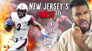 TOP Running Back In New Jersey IS A PROBLEM!!! l Sharpe Sports