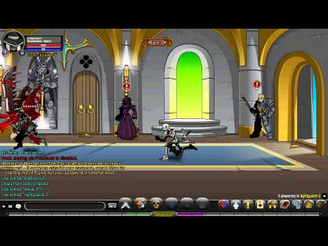 Aq Worlds-How to get free pet (no AC coins and no Membership needed) Reviewing necromacncer class