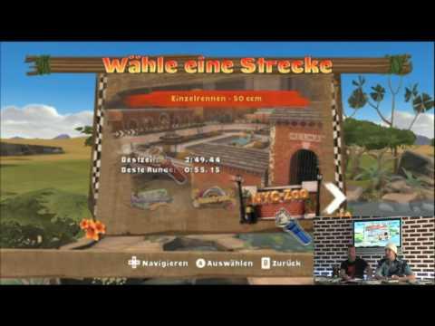 Madagascar Kartz . Testbericht . Wii . 2/3