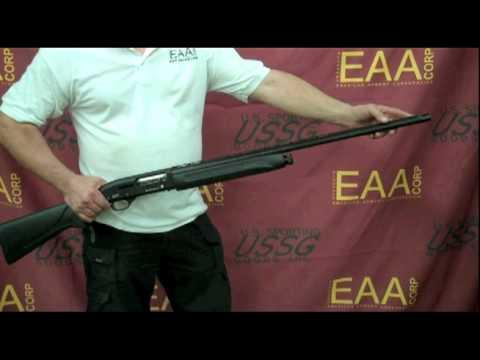 Baikal MP153 Shotgun