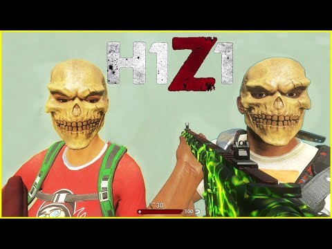 KURU KAFA MOD  | H1Z1 BATTLE ROYALE