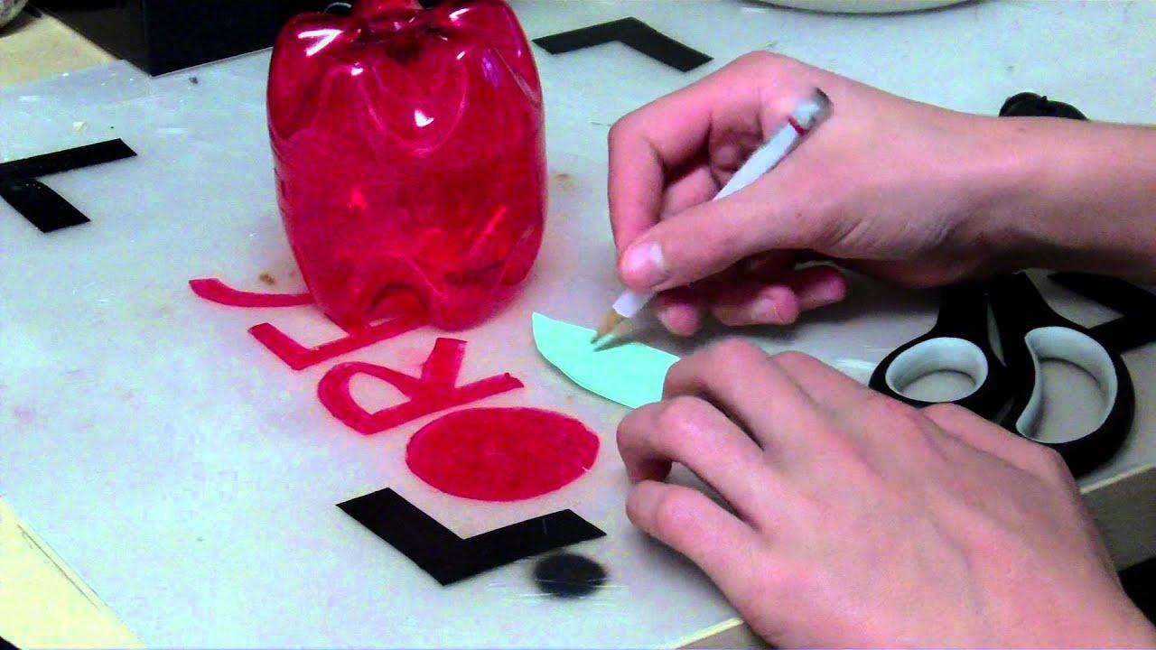 Videos De Como Hacer Frutas Con Botellas