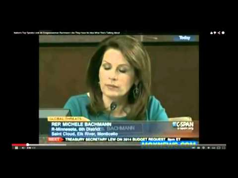 CIA Director Can't Believe Michele Bachmann Asked That Question