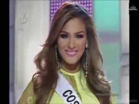(Top 3) Favoritas Rumbo a Miss Universo 2014