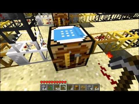 Minecraft Automatic Factory - Buildcraft mod Music Videos