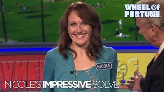 Wheel of Fortune: Nicole