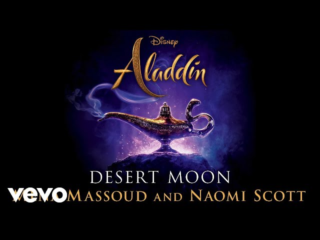 Mena Massoud, Naomi Scott - Desert Moon (Audio Only) thumbnail