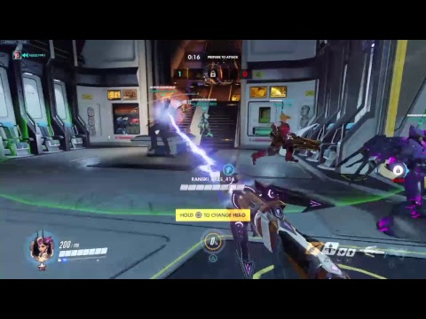 Need 50 games for Top500! Overwatch Season 10