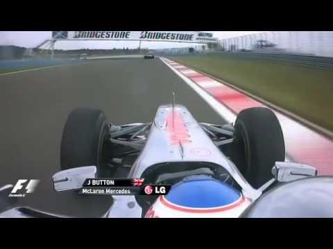 Jenson Button :: Turkey 2010 Onboard