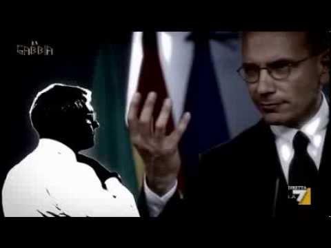 La gabbia - CHI È VERAMENTE ENRICO LETTA? (04/12/2013)