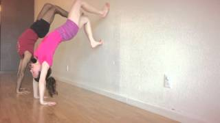 CB YZ chakrasana drops at wall