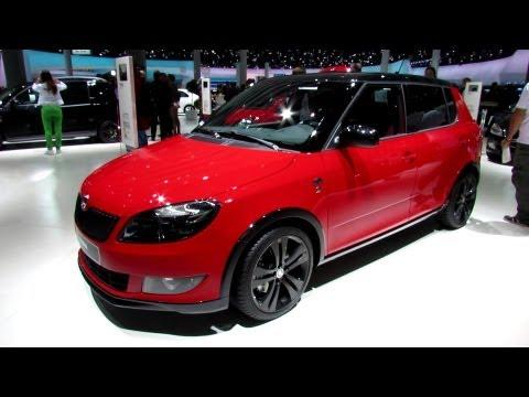 2014 Skoda Fabia Monte Carlo - Exterior and Interior Walkaround - 2013 Frankfurt Motor Show