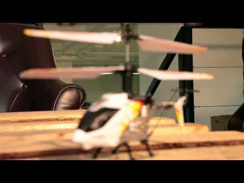 HeliPal.com - F1-Series F106 Micro Helicopter Test Flight 01