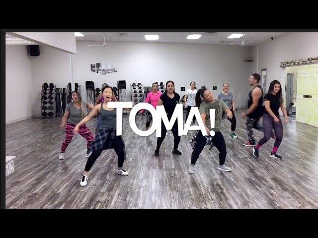 Mega Francesita Toma Toma zumba thumbnail