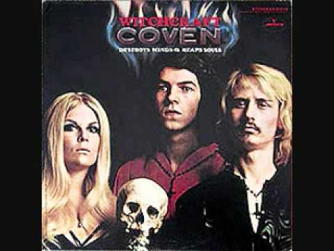 Coven - For Unlawful Carnal Knowledge