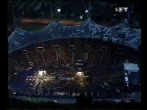 Michael Jackson History Tour Live In München- Part 1 video