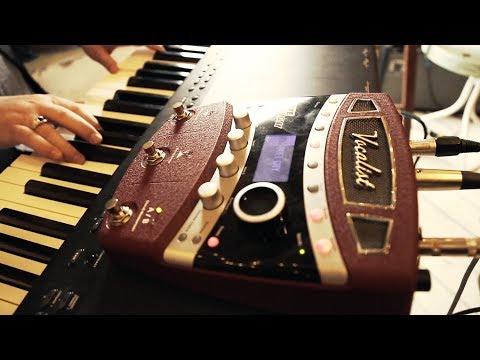 DigiTech Vocalist Live Harmony featuring Ryan Innes