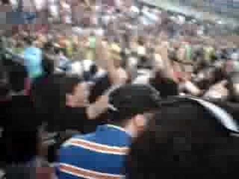 Goal Iaquinta settore ospiti Roma-Juventus 2-2 23-09-07 DELIA C'E'