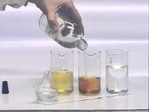 Иодид калия с пероксидом водорода
