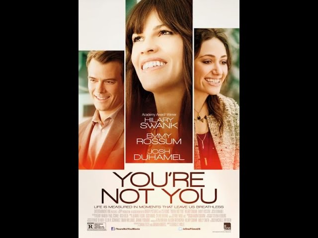 Hilary Swank on Casting Emmy Rossum for YOU'RE NOT YOU (Post-Screening Q&A)
