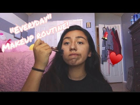 """Everyday"" Makeup Routine! 