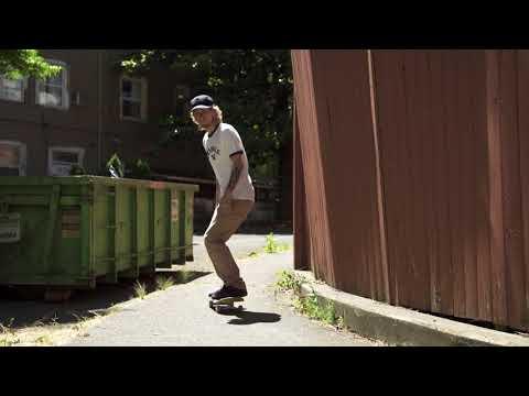 HUF Footwear Commercial #056 // Tyler Bledsoe