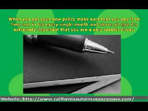 High Risk Car Insurance - Finding Cheaper Car Insurance!