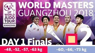 Judo World Masters 2018: Day 1 - Final Block