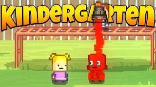 Kindergarten - Cindy's Blood Bucket Prank! - Best Husband Ever? - Let's Play Kindergarten Gameplay